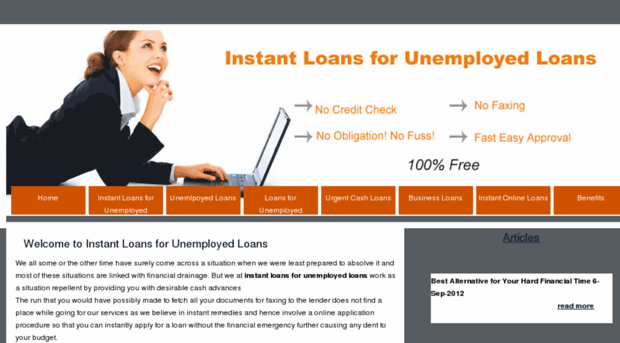 online loans for unemployed - 3
