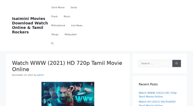 new tamil movies 2018 download isaimini.co