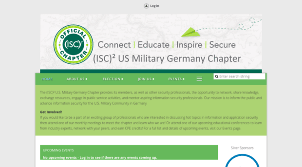 isc2chapter-usmilitarygermany.org