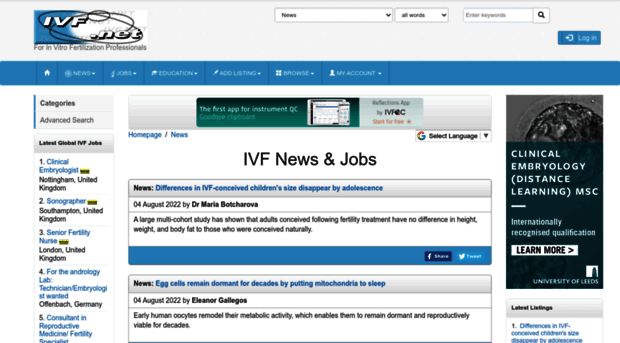ivf net - IVF net | Fertility News, IVF     - IVF