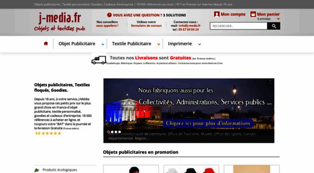 About website: objet-publicitaire-entreprisecom