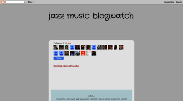 jazzmusicblogwatch blogspot am - jazz music blogwatch - Jazz Music