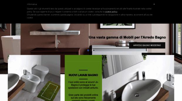 jo-bagno.it - arredo bagno, sanitari e lavan... - jo bagno - Jo Bagno It Arredo Bagno E Sanitari In Ceramica