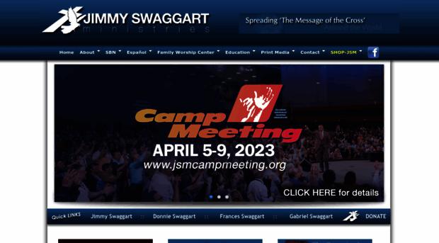 jsm org - Jimmy Swaggart Ministries | Fa    - Jsm