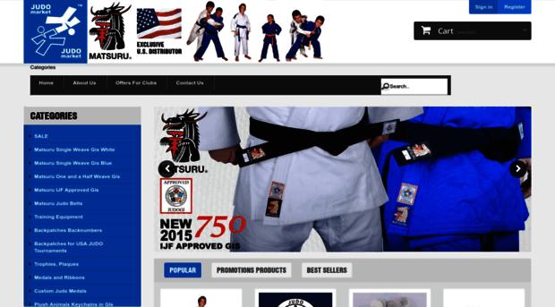 judomarket com - JudoMarket - Judo Market