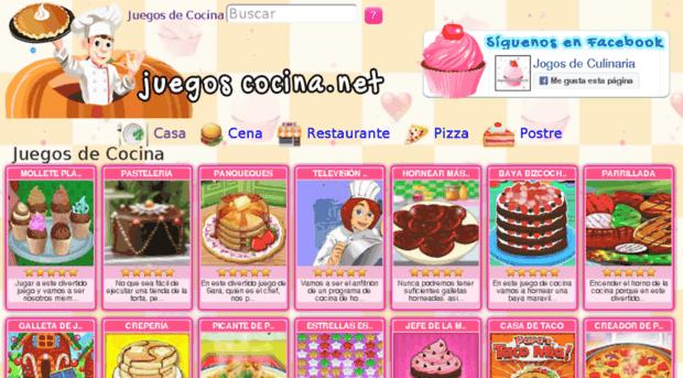 Juegoscocina Net Juegos De Cocina Jugar Juego Juegos Cocina
