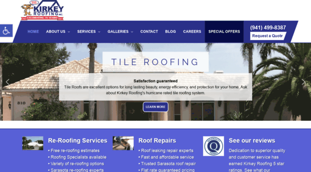 Kirkeyroofing.com   Re Roofing Repairs Maintenance...   Kirkey Roofing