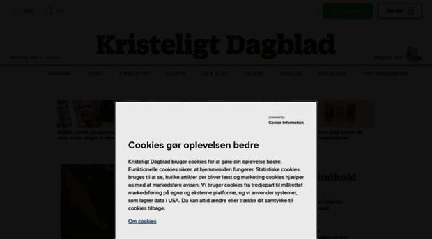 kristeligt dagblad dk