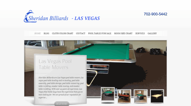 Lasvegaspooltableguyscom Sheridan Billiards Las Vegas Las - Pool table movers las vegas