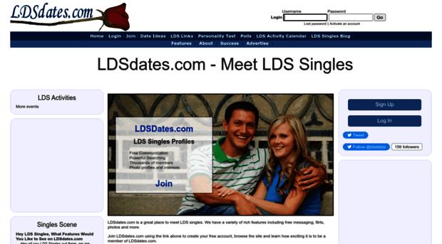 Lds online dating websites