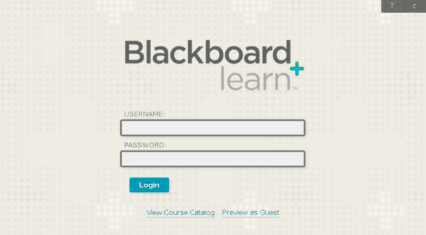 Learnhbuedu Blackboard Learn Learn Hbu