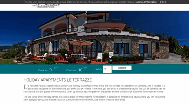 Emejing Residence Le Terrazze Sanremo Images - Idee Arredamento ...