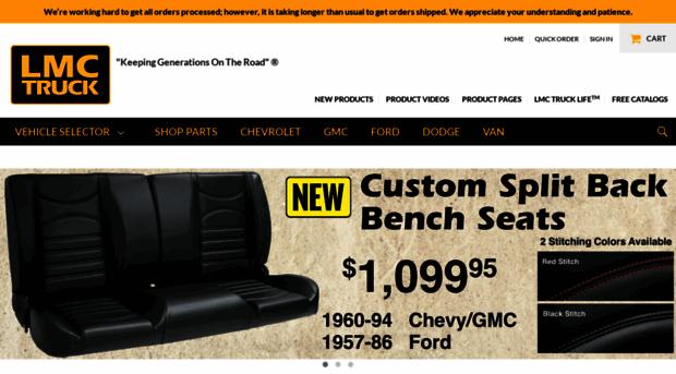 Free Catalogs For Chevy Gmc Ford And Dodge Trucks Lmc Truck >> Lmctrucks Com Truck Parts Truck Accessorie Lmc Trucks