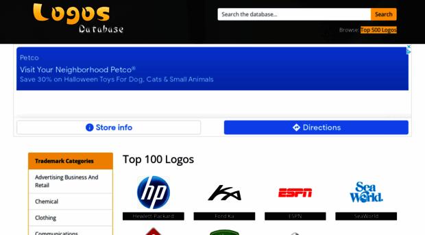 logosdatabase com top company logos logos data logos database rh sur ly Tech Company Logos By Logo Logo Database