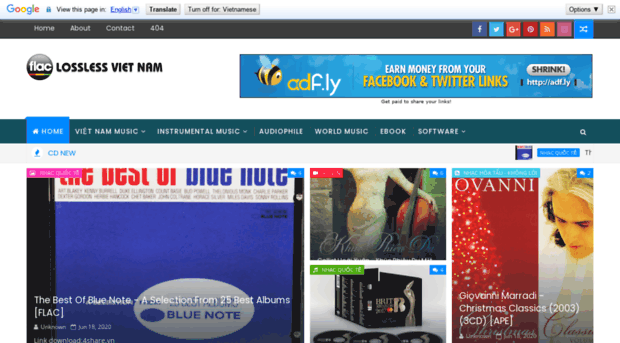 losslessvietnam blogspot com Lossless Việt Nam