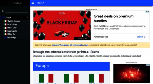Lottologiacom Estrazioni Statistiche E Anal Lotto Logia