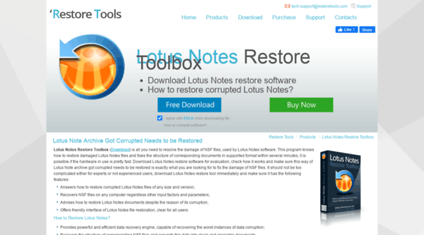 Restore Database and change the location for MDF File