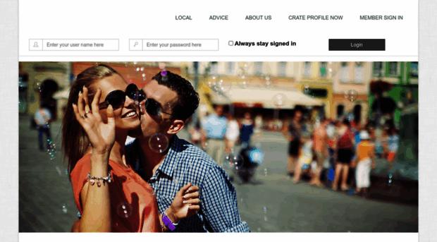 good description for dating site