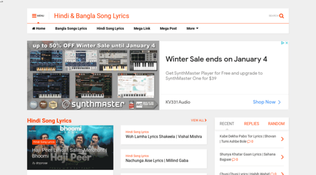 lyricsdsong blogspot com - Bangla Song Lyrics