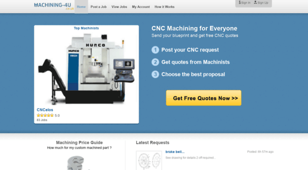 machining-4u.co.uk