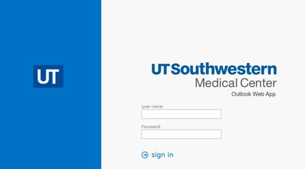mail.swmed.edu