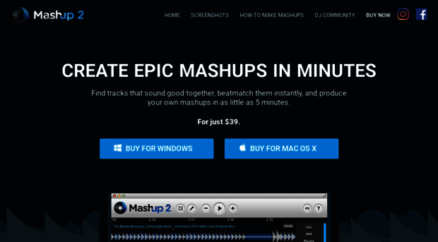 4 Easy Steps To Making Your First Ever Mashup