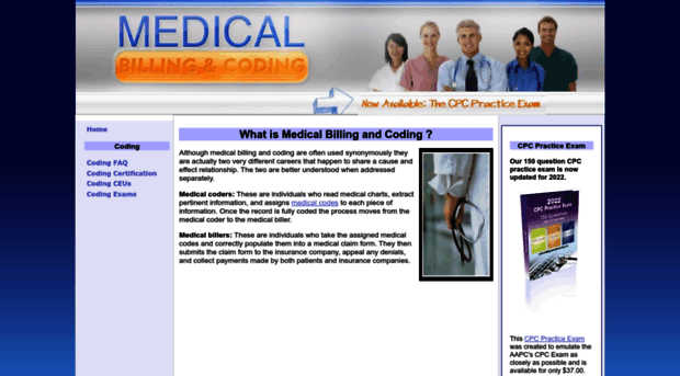 medical billing and coding final exam Medical coding final exam free essays – free term papersfree essays on medical coding final exam for students final examination booklet medical coding 1 complete the following exam by answering the questions and compiling your answers into a word-processing document.