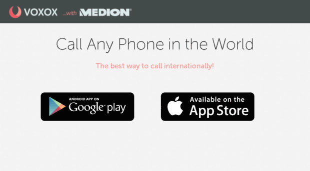Voxox Call