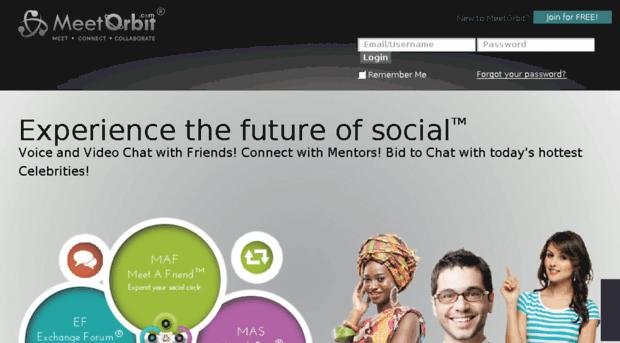 To meet new friends online