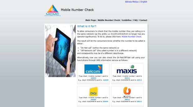 mnpcheck skmm gov my - Mobile Number Check - Mnp Check Skmm Gov
