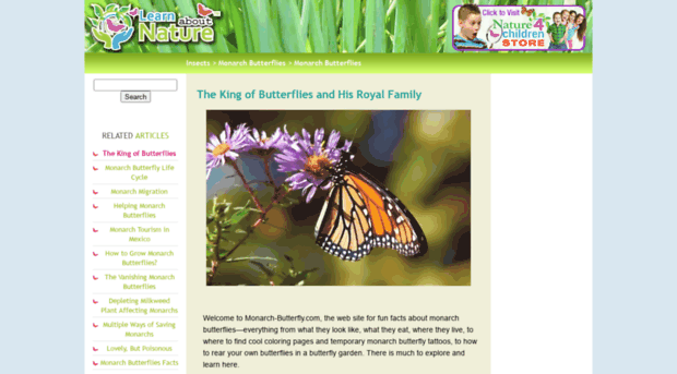 monarch-butterfly.com