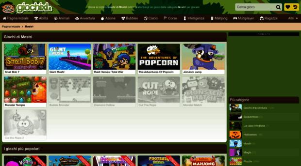 giochi online gratuiti