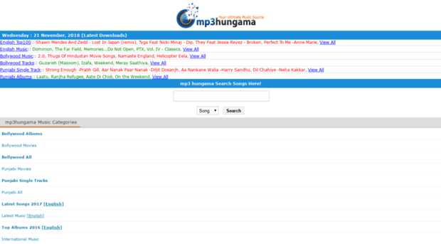 mp3hungama net in Mp3Hungama New Song 2018 Mp3 Free Download