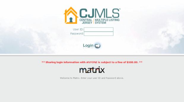 msx mlsmatrix com - Matrix Login