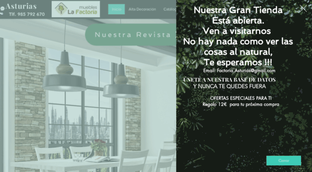Finest Gallery Of Keywords Salon Oficinas Zapatero Cama Oviedo Muebles La  Factoria Mueblerias Asturias Muebles Balbin With Muebles La Factoria  Asturias With ...