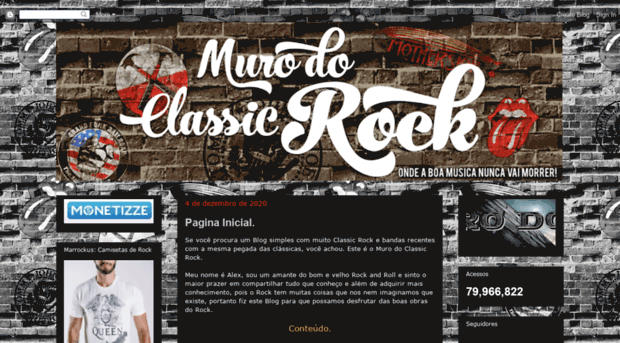 murodoclassicrock4 blogspot pt - Muro do Classic Rock - Muro Do