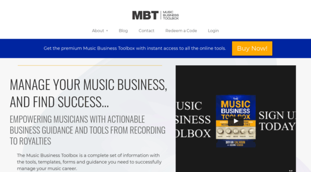 How to write a business plan for a record label