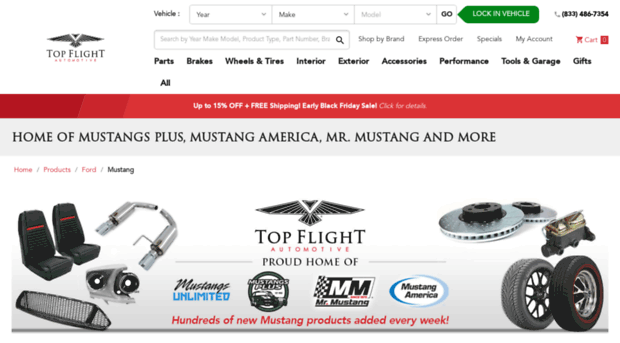 Cheap Mustang Parts >> Mustangsplus Com Buy Mustang Parts Suspension