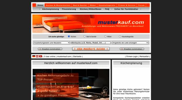 musterkauf.com - günstige Küchen und Musterküch... - Musterkauf | {Günstige musterküchen 32}
