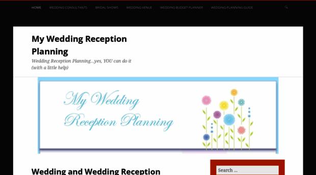 Keywords Wedding Reception Planning Guide Prayer Before Catholic Opening For