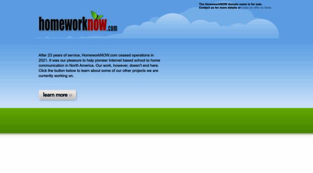 wanaque school homework portal
