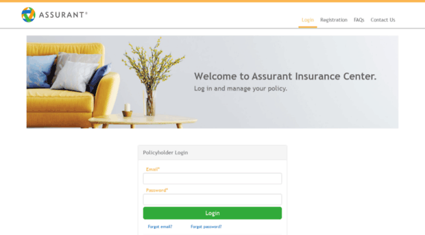 myassurant myassurantpayment.com - Welcome to Assurant Insurance ... - My ...