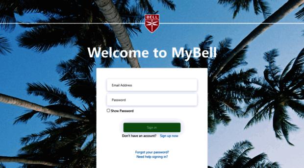 mybell com - Login | Bell Site - My Bell