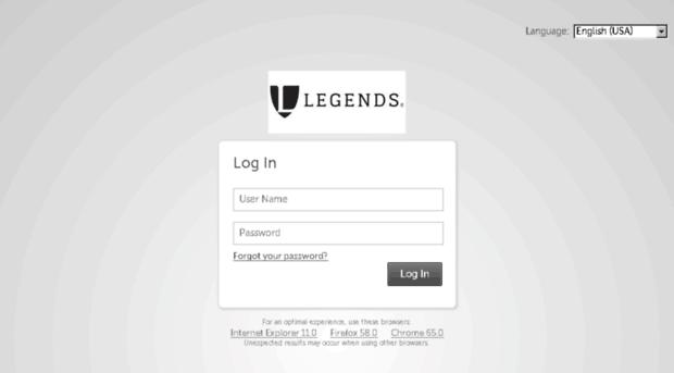 myhr legends net - UltiPro - Myhr Legends