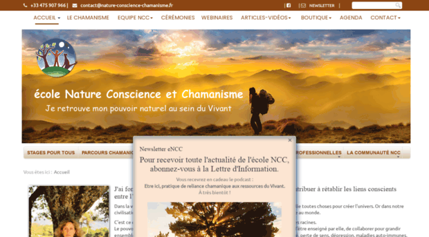 nature-conscience-chamanisme.fr