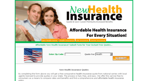 newhealthinsurance.com