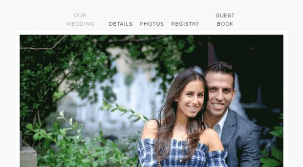 newkatzontheblock com - Talia Finkler and Dan Katz'