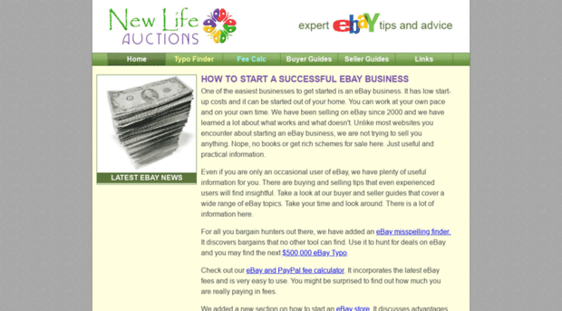Newlifeauctions Com How To Start A Successful Ebay Business