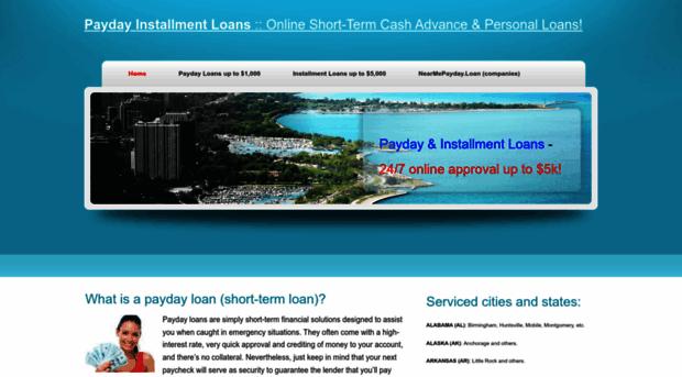 Milwaukee installment loans