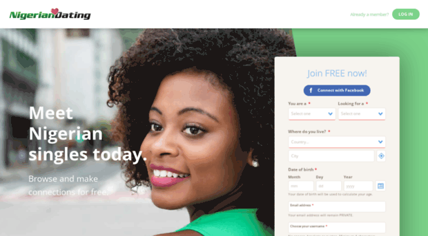 good nigerian dating site Create multiple facebook accounts, multiple dating site accounts, and just look for clients [at first] they just said i should go register for different dating sites i just a good manual provides yahoo boys with counter-arguments written in vaguely passable english, in case the maga expresses doubts.